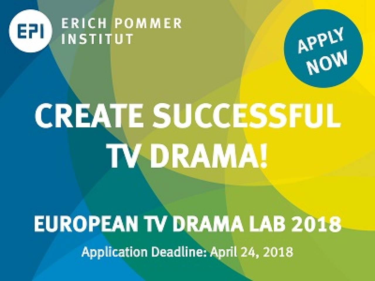 EPI European TV Drama Lab 2018